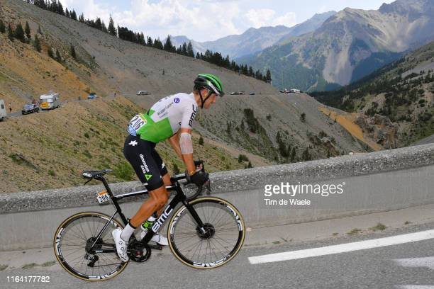 Roman Kreuziger of Czech Republic and Team Dimension Data / during the 106th Tour de France 2019, Stage 18 a 208km stage from Embrun to Valloire...