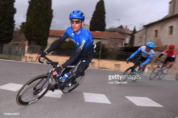 Roman Kreuziger of Czech Republic and Team NTT Pro Cycling / during the 5th Tour de La Provence 2020, Stage 1 a 149,5km stage from Châteaurenard to...