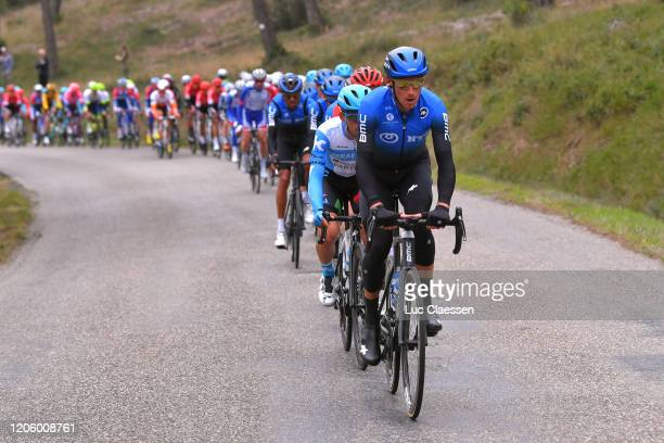 Roman Kreuziger of Czech Republic and Team NTT Pro Cycling / Peloton / during the 5th Tour de La Provence 2020, Stage 1 a 149,5km stage from...