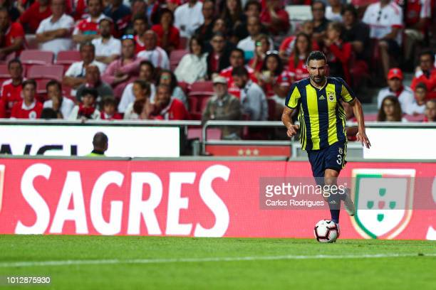 Roman Neustadter of Fenerbache SK during the match between SL Benfica and Fenerbache SK for UEFA Champions League Qualifier at Estadio da Luz on...