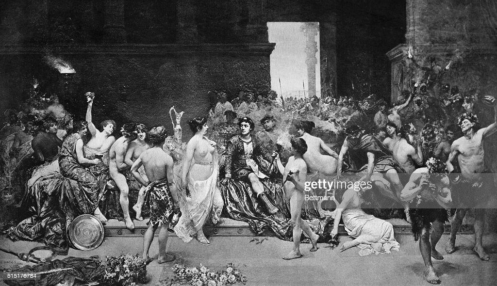 Roman orgia immagini