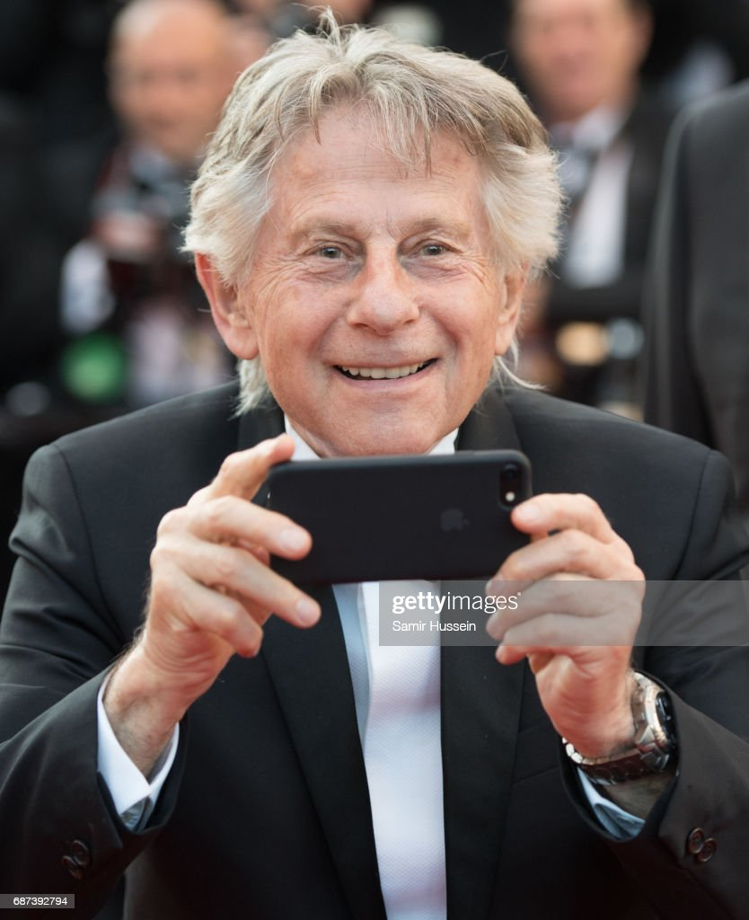 Roman Polanski attends the 70th Anniversary screening during the 70th annual Cannes Film Festival at Palais des Festivals on May 23, 2017 in Cannes, France.