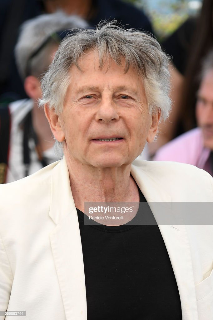 Roman Polanski attends the 'Based On A True Story' photocall during the 70th annual Cannes Film Festival at Palais des Festivals on May 27, 2017 in Cannes, France.