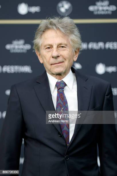 Roman Polanski attends the 'D'apres une histoire vraie' premiere at the 13th Zurich Film Festival on October 2 2017 in Zurich Switzerland The Zurich...