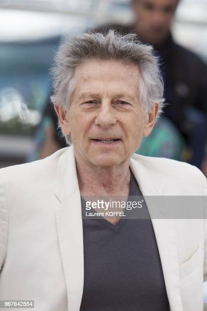 Roman Polanski attends the 'La Venus A La Fourrure' Photocall during the 66th Annual Cannes Film Festival on May 25 2013 in Cannes France