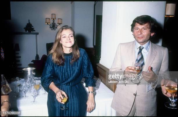 Roman Polanski in Gstaad 1980