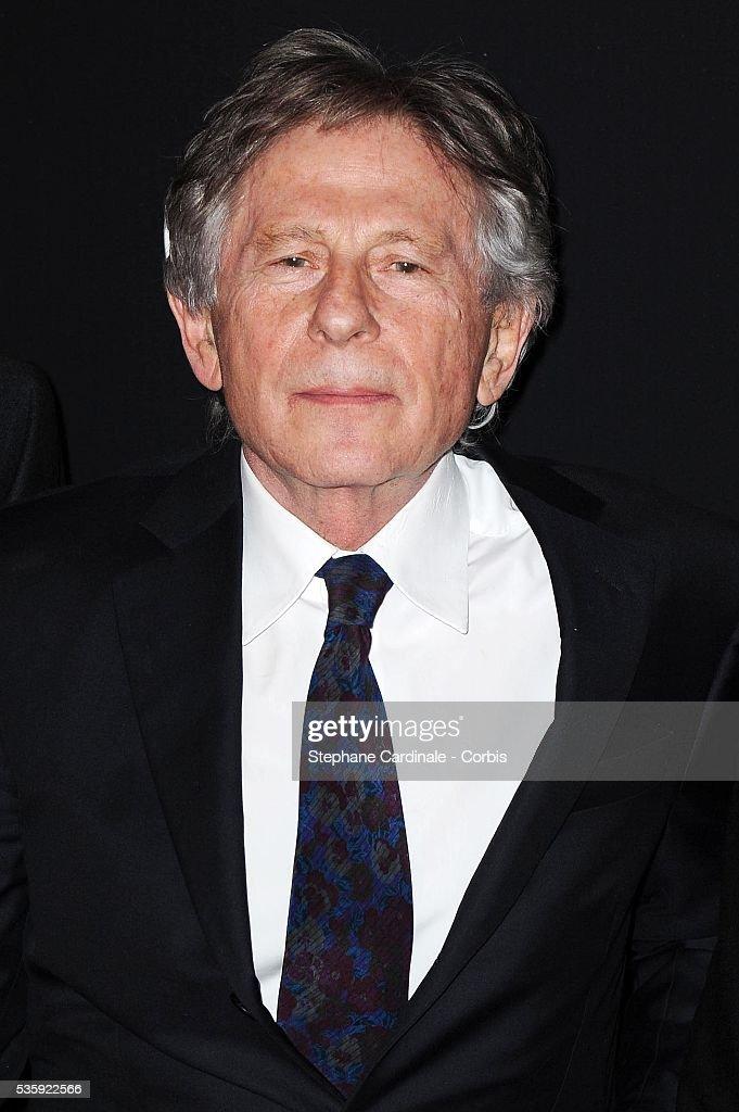 Roman Polanski poses as he attends the awards ceremony of the 'Trophees Du Film Francais', at Palais De Tokyo, in Paris.