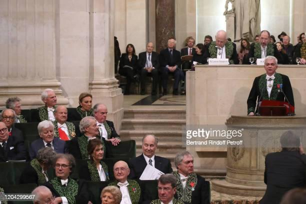 Roman Polanski Yann ArthusBertrand Farah Palhavi Marc Ladreit de Lacharriere Frederic Mitterrand Jacques Perrin Karim Aga Khan and others...