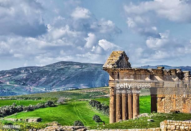 Roman Ruins Dougga