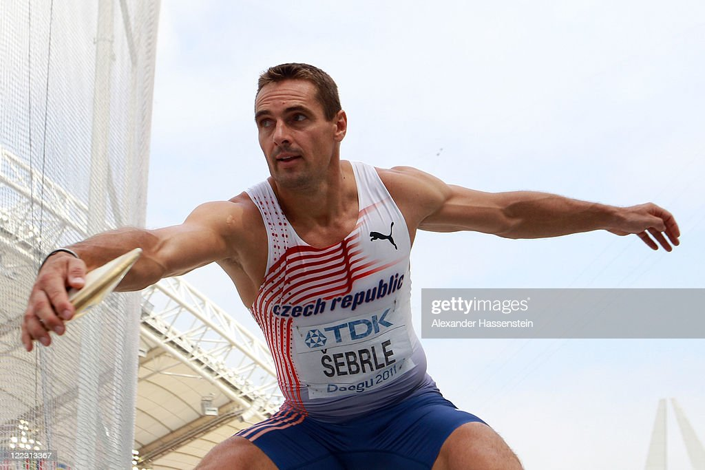 13th IAAF World Athletics Championships Daegu 2011 - Day Two