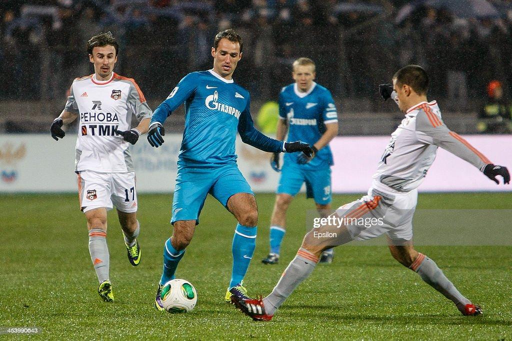 FC Zenit St. Petersburg v Ural Sverdlovsk Oblast - Russian Premier League