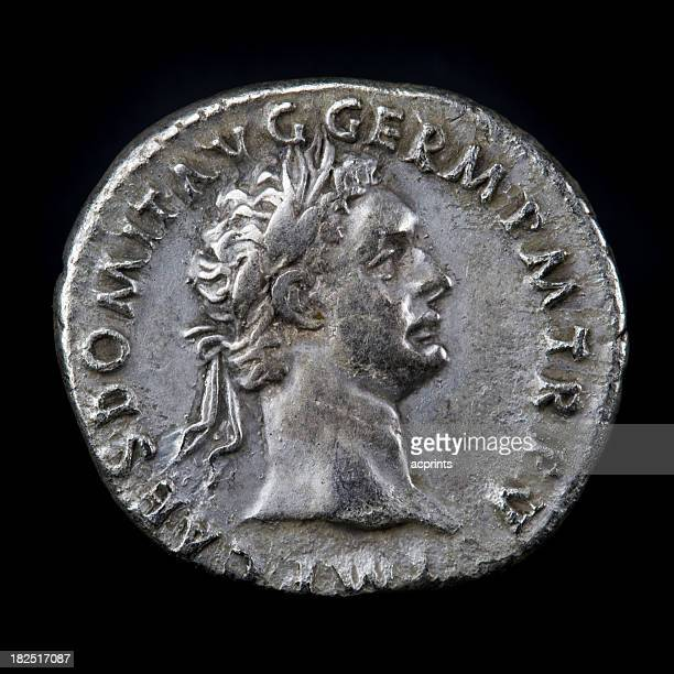 Roman Silver Coin Domitian