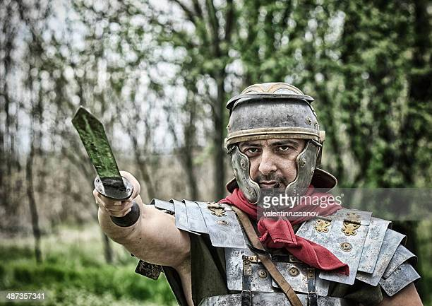 roman soldier - roman army stock pictures, royalty-free photos & images