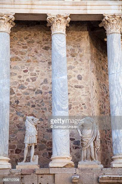 Roman theatre of Merida