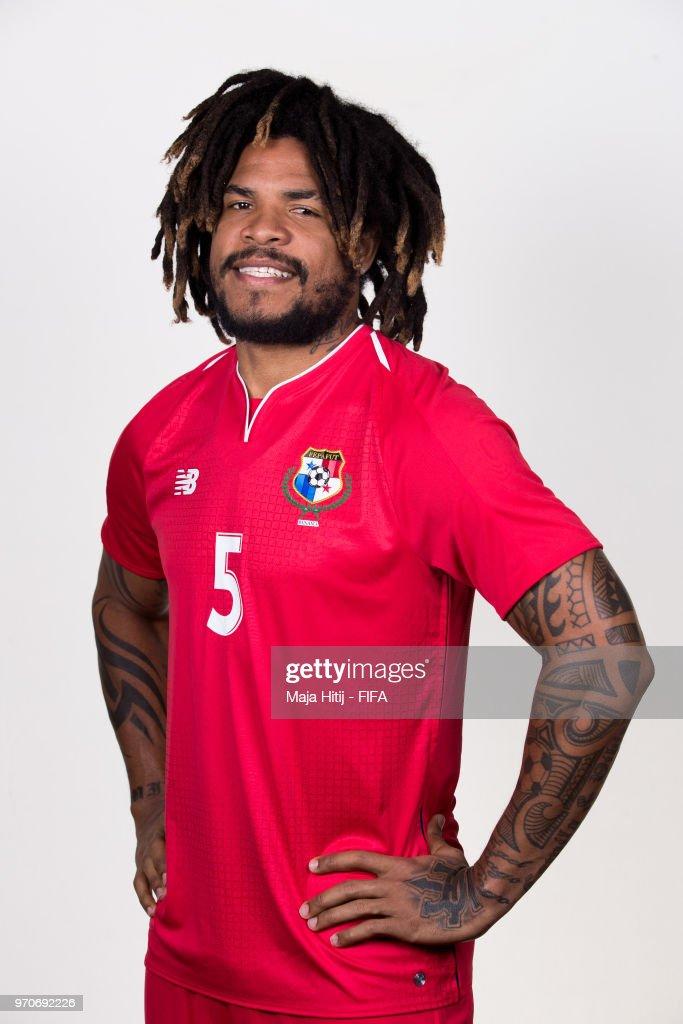 Panama Portraits - 2018 FIFA World Cup Russia