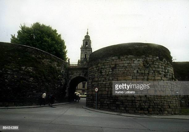 Roman wall of Lugo declared Patrimony of the Humanity The wall of Lugo has been declared new Patrimony of the Humanity with other four you pierce...