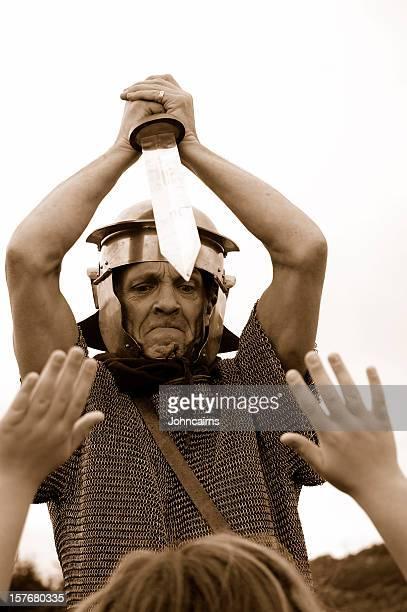 Roman Warfare.