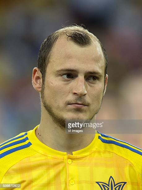 Roman Zozulya of Ukraine during the UEFA EURO 2016 Group C group stage match between Germany and Ukraine at the SStade Pierremauroy on june 12 2016...