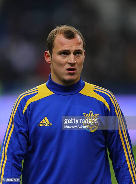 Roman Zozulya of Ukraine