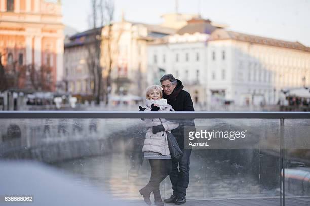 Romantik in der Stadt