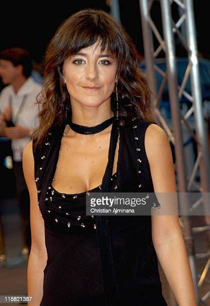 Romane Bohringer during 31st American Film Festival of Deauville Bee Season Premiere in Deauville France