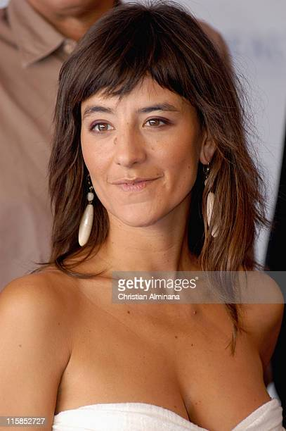 Romane Bohringer during 31st American Film Festival of Deauville Jury Photocall 5 September 2005 at CID in Deauville France