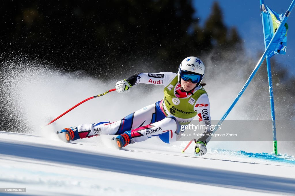 AND: Audi FIS Alpine Ski World Cup - Men's and Women's Super G