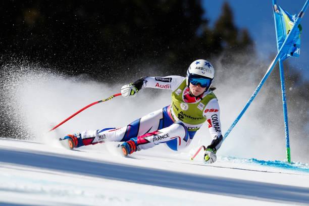 AND: Audi FIS Alpine Ski World Cup - Men's and Women's Super G
