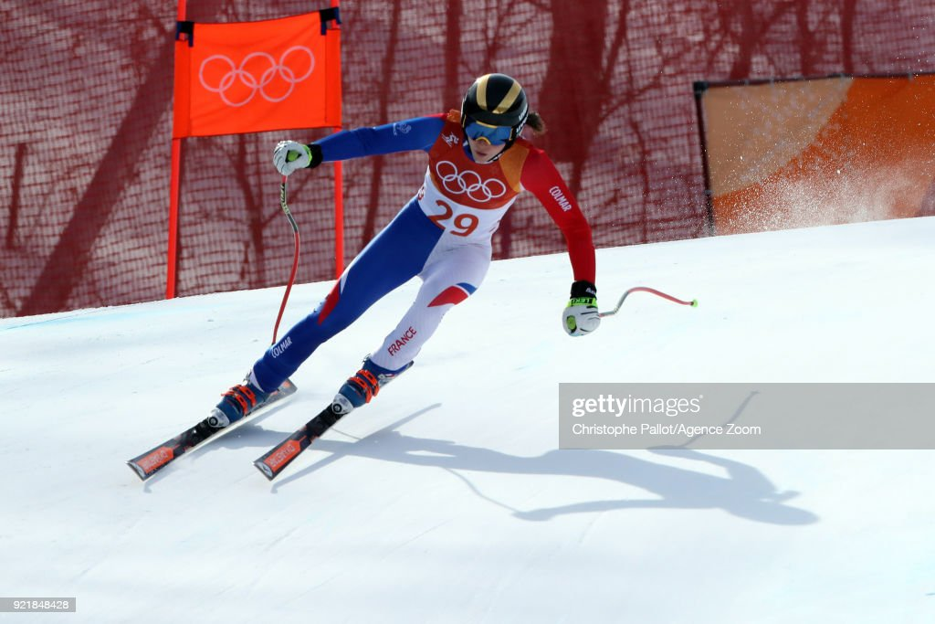 Alpine Skiing - Winter Olympics Day 12 : ニュース写真