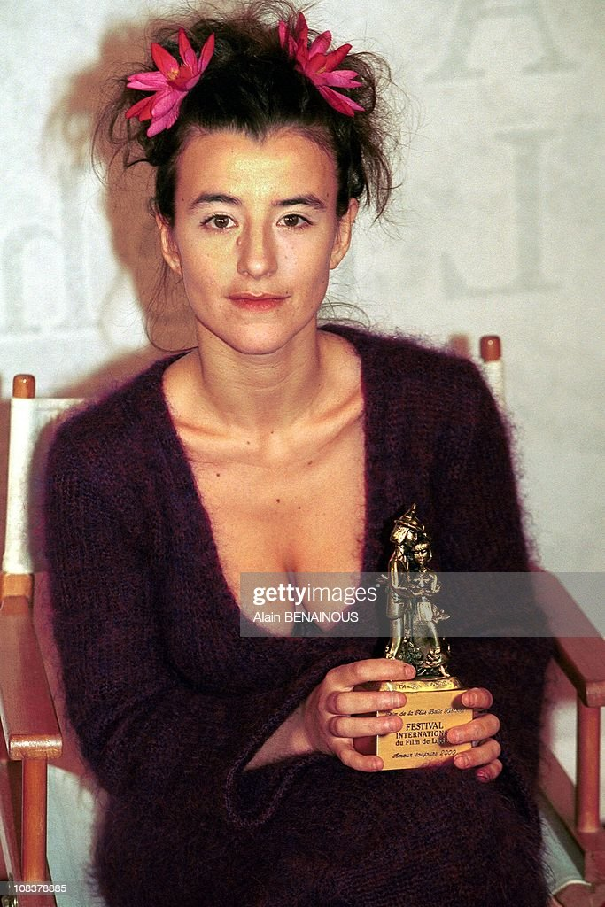 Film Festival Of Luchon in Bagneres-de-Luchon, France on February 01, 2000. : News Photo