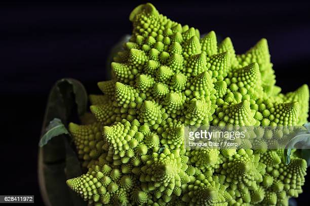 Romanesco close up 2