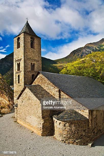 Romanesque church of Boi Valley.