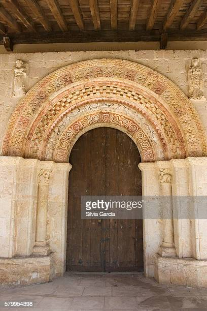 Romanesque Hermitage of Our Lady of las Vegas, Requijada, Segovia