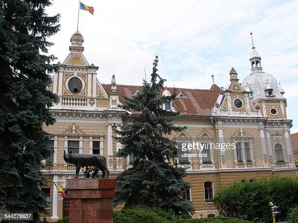 Romania Brasov The Municipality Building 2006