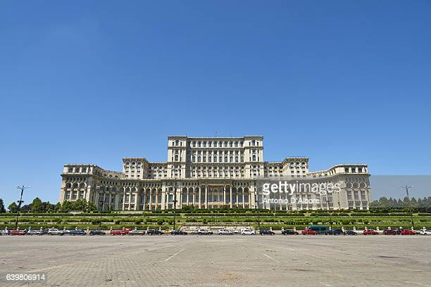 Romania Parliament Palace