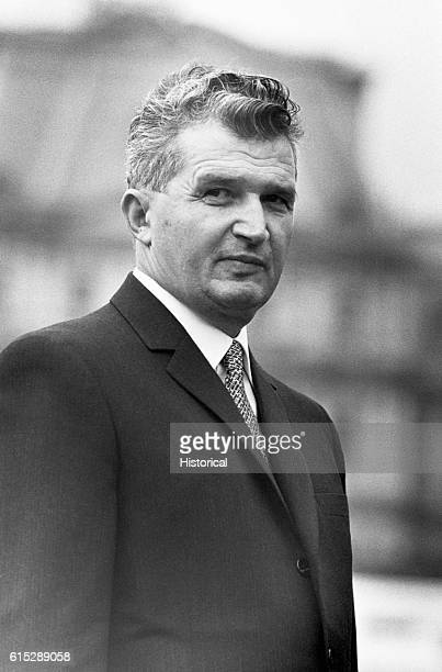 Nicolae Ceausescu president of Romania from 19671989 His rule was known for repression and in 1989 the army revolted and Ceausescu and his wife Elena...