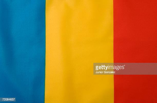 romanian flag - romania stock pictures, royalty-free photos & images