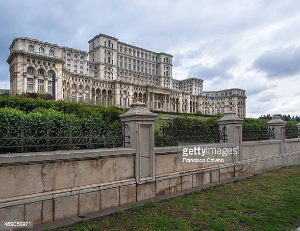 Romanian Parliament Bucharest