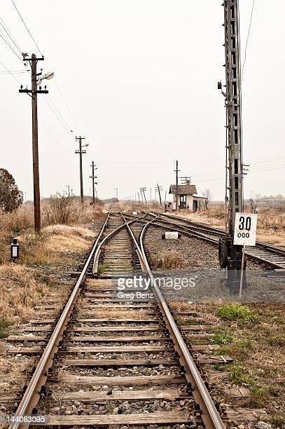 Romanian railroad