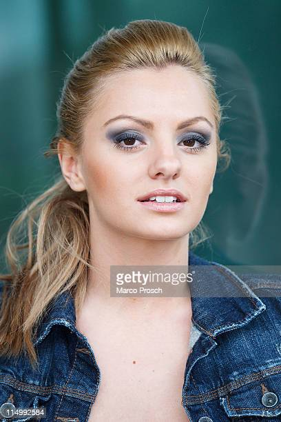 Alexandra stan pictures and photos getty images access romanian singer alexandra stan poses on june 1 2011 in halle germany thecheapjerseys Choice Image