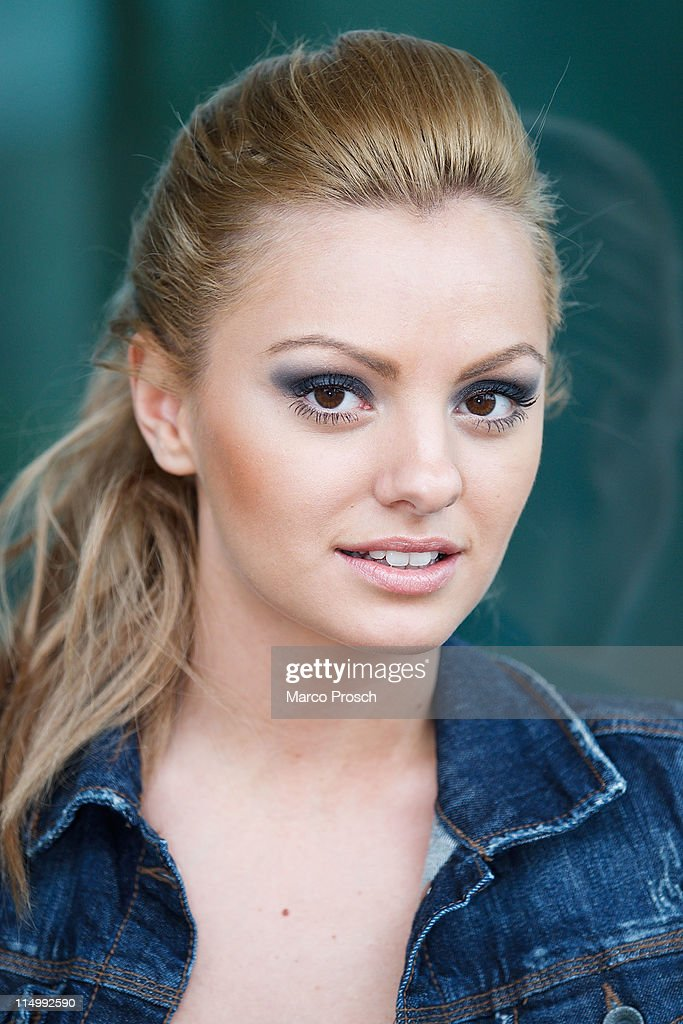Alexandra stan portrait session photos and images getty images romanian singer alexandra stan poses on june 1 2011 in halle germany thecheapjerseys Choice Image