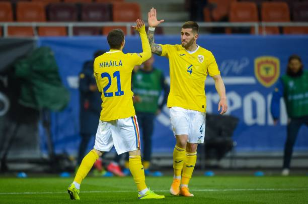 ROU: Romania v North Macedonia - FIFA World Cup 2022 Qatar Qualifier