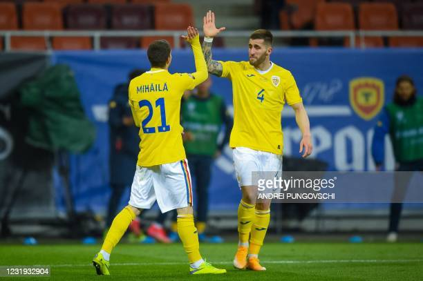 ROU: Romania v North Macedonia - FIFA World Cup 2022 Qatar Qualifier