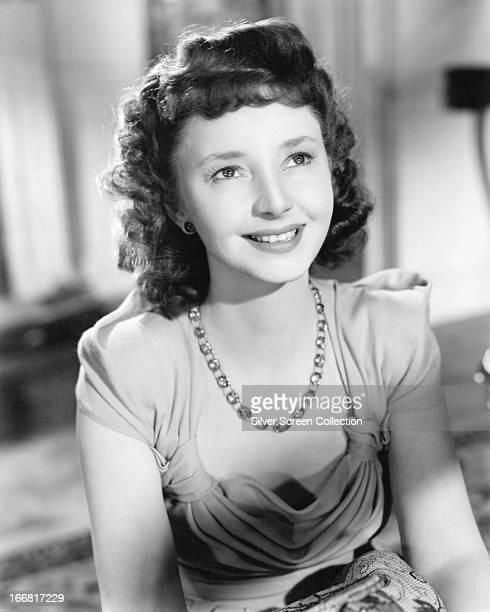 Romanianborn actress Nadia Gray circa 1950
