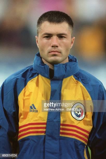 Romania's Adrian Ilie