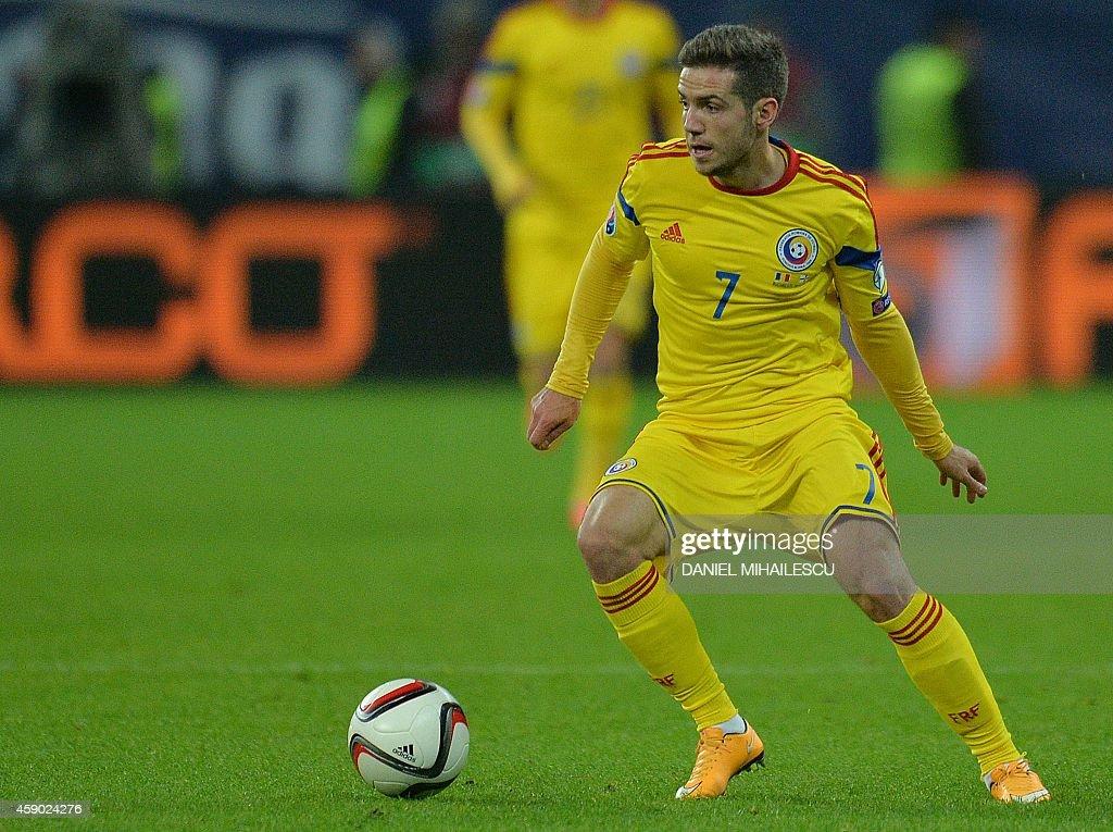 FBL-EURO-2016-ROU-NIR : Nyhetsfoto