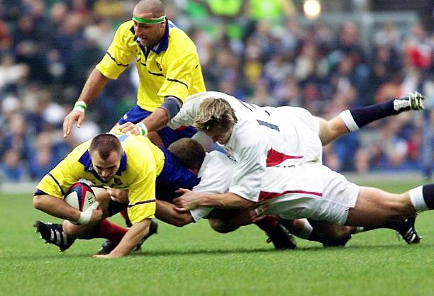 Image result for romania england 2001