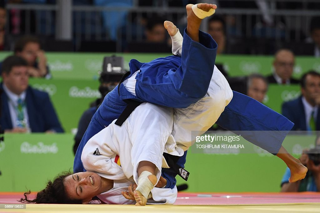 JUDO-OLY-2016-RIO-WOMEN--52KG : News Photo