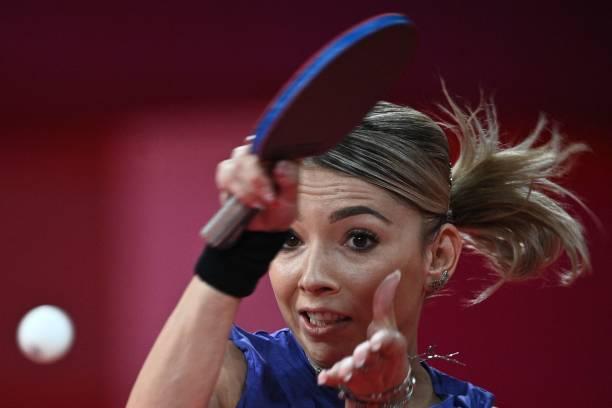 JPN: Table Tennis - Olympics: Day 4