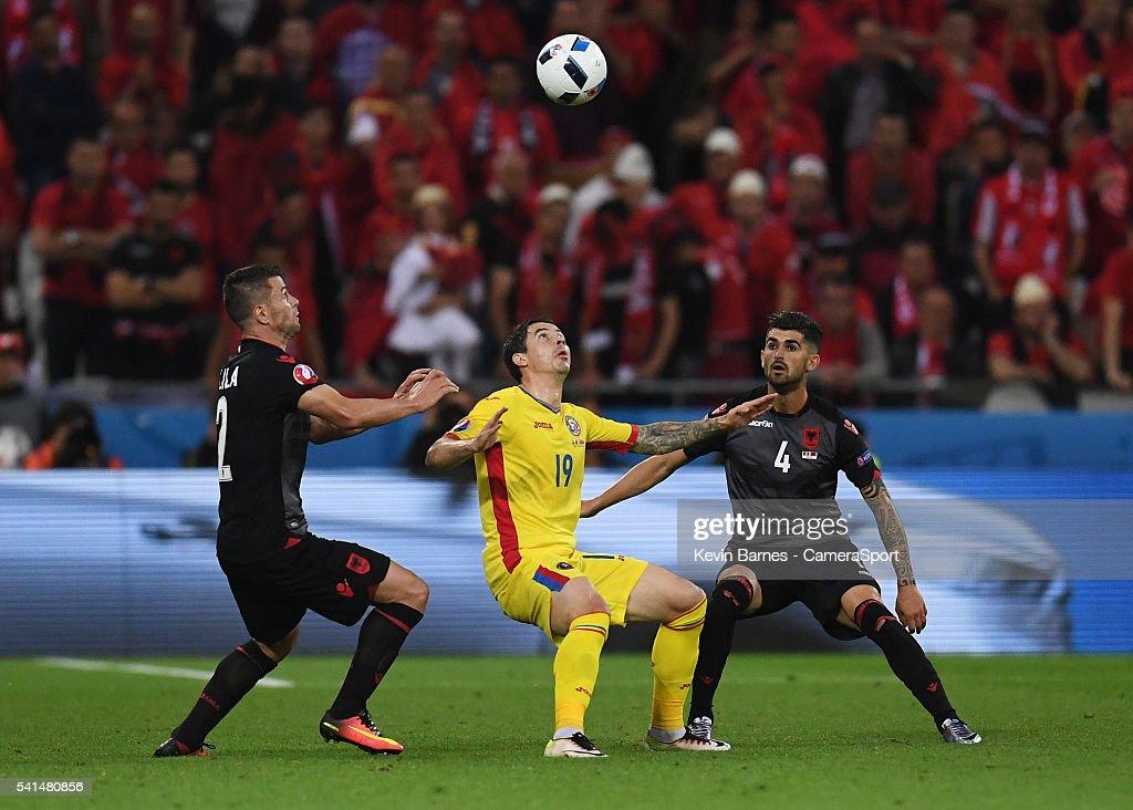 Romania v Albania - Group A: UEFA Euro 2016 : News Photo
